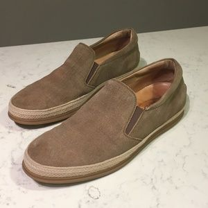 TOD's Suede Penny Loafers - 7.5